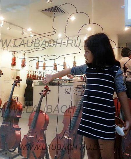 Правильный выбор размера виолончели.  Как  правильно выбрать виолончель
