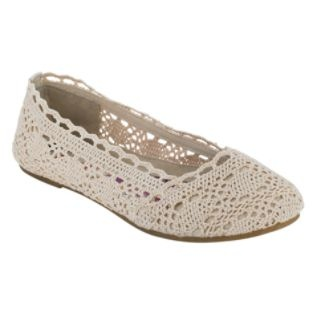 I couldn't wait to get some Macrame shoes in Jr. High in the