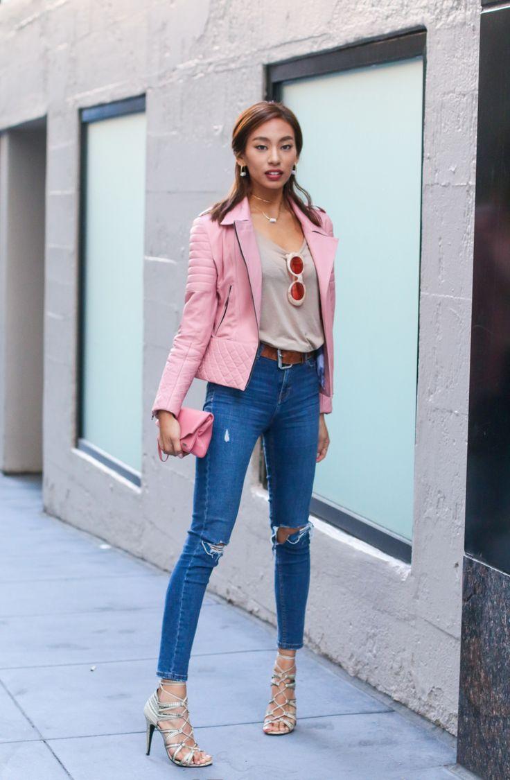 Ana Kim holding our #Buddhawear pink #clutch (AUD45.90)   http://www.buddhawear.com.au/index.php/shop/florida-wallet-pink/