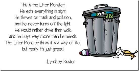 Earth Day story - by Lyndey Kuster repinned by Charlotte's Clips - http://pinterest.com/kindkids/sensual-science-charlotte-s-clips/