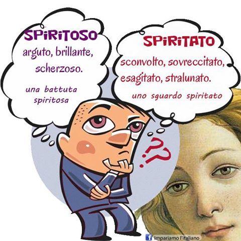 spiritoso/spiritato