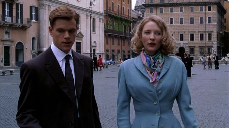 the talented mr. ripley, anthony minghella 1999.
