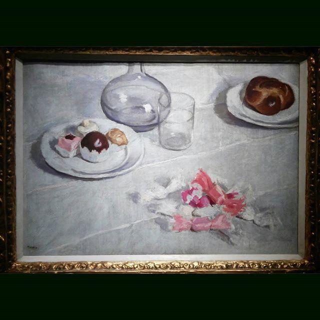 FÉNYES Adolf: Kugler-cookies, cca 1909 #budapest #exhibition #fineart #kunstausstellung #hungarianartist #hungarianart #oilpaintoncanvas #oilpainting #stilllife #cookies #kugler #table #ilovebudapest #kieselbachgallery #kieselbach #naturalism #xxcentury #fenyesadolf #ilovebudapest #ig_artistry #white #ig_magyarorszag #ig_budapest