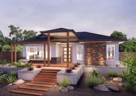 brick and weatherboard - Google Search