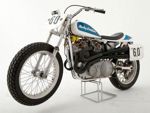 Beautiful Harley Davidson Flat Tracker