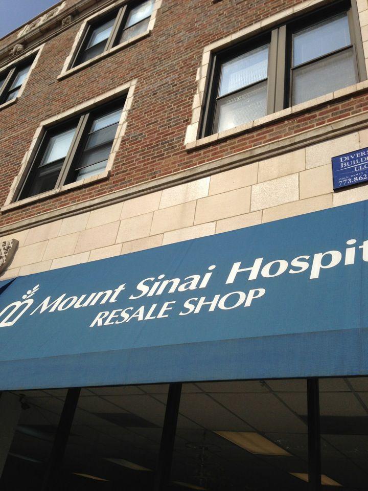 Mt. Sinai Hospital Resale Shop in Chicago, IL