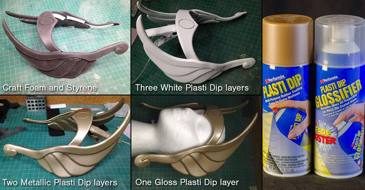 Britt's tutorial on how she made her EVA foam armor She-Ra cosplay! The build started with gathering source images and designing the costume armor...