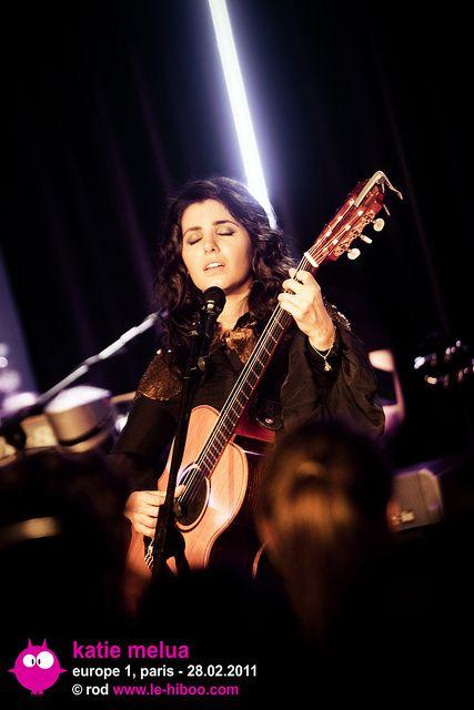 Katie Melua @ Europe 1, Paris | 28.02.2011