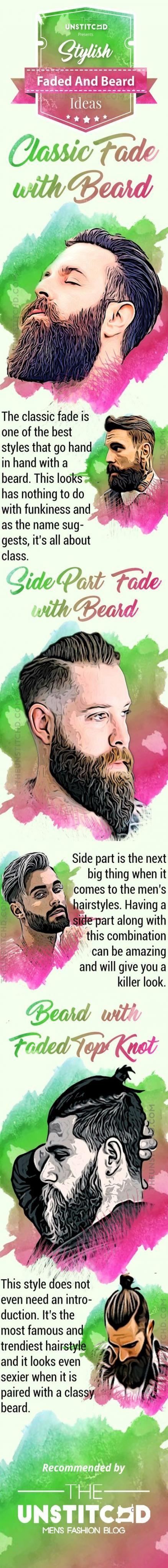 Hairstyles Men Classy Beards 55+ Super Ideas