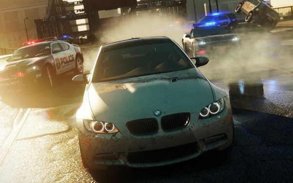 BMW M E Coupe Need For Speed Most Wanted HD Wa #2604