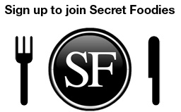 Secret foodies is a great idea. A different theme and location each time. They tell you the general area when you sign up, the suburb 2 hours ahead and address one hour before. You get masks, a lovely meal and a chat with the chef before and after the meal. What Fun!