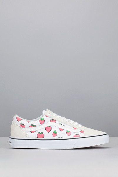 Sneakers imprimées fraise Old Skool - Vans