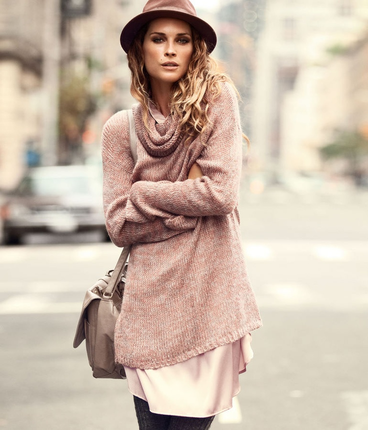 Erin Wasson - H Fall 2011 Photoshoot | Photoshoot