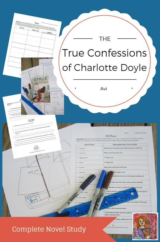 The True Confessions of Charlotte Doyle - Chapter 1 Summary & Analysis