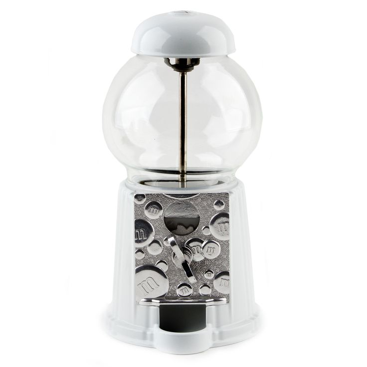 M&M Candy Dispenser Machine + Free Pound of M&M's • Chocolate Novelties • Bulk Chocolate • Oh! Nuts®
