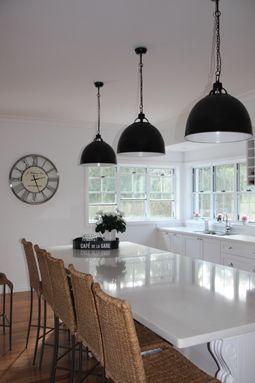 Hampton Style Kitchen by Brisbane Interior Designer Belinda Mitchell from Mitchell House Interiors- Rochedale Residence