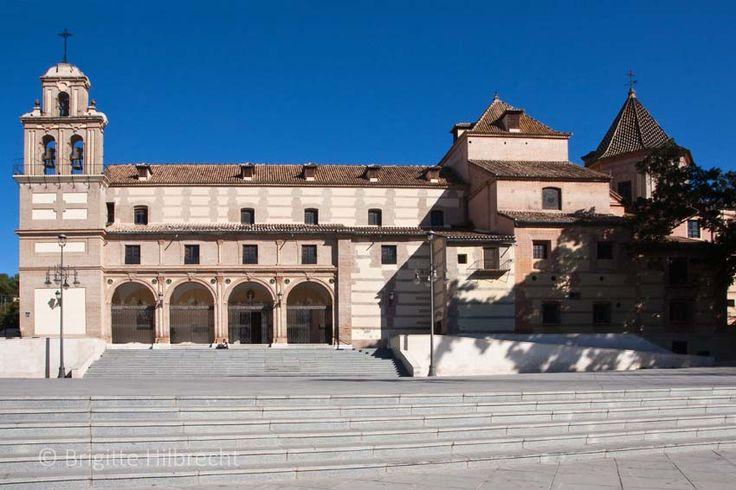 #Málaga #Guide #Churches #BasilikaSantaMaria De La Victoria  For more information: http://www.amazon.co.uk/M%C3%A1laga-Capital-Coast-Brigitte-Hilbrecht/dp/1517300533/ref=sr_1_1?s=books&ie=UTF8&qid=1456574193&sr=1-1&keywords=malaga