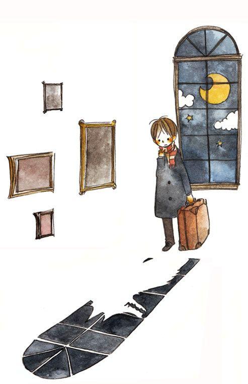 [いわい 's Works] Remus Lupin