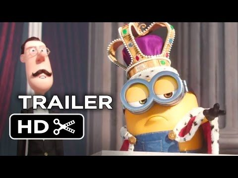 Minions Official Trailer #3 (2015) - Despicable Me Prequel HD - YouTube