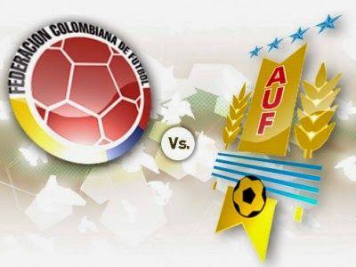 Santa Blog - Prediksi Hasil Akhir Pertandingan Fase 16 Besar Piala Dunia 2014 : Colombia Vs Uruguay