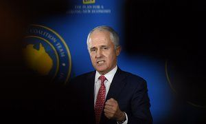 Malcolm Turnbull's on rocky ground even while he pitches stability  The prime minister's promise of a stable economic and political future with the Coalition is one he really can't guarantee to keep