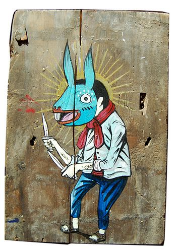 México | Art Street | Graffiti | Saner