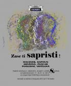 Pozvánka na vernisáž 8.výstavy v ČSOB 4.listopadu.2015
