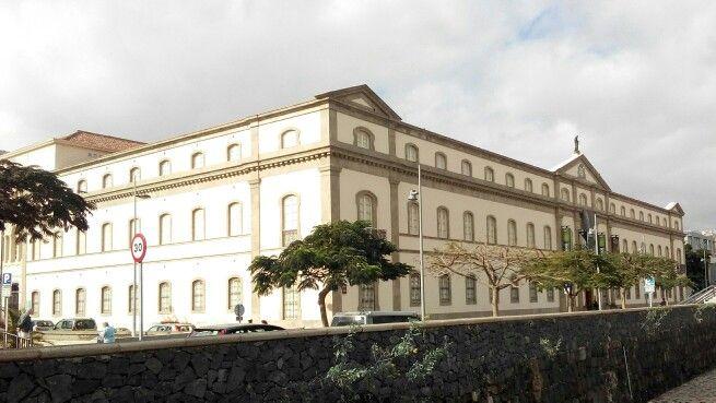 Museo de la Naturaleza y el Hombre en Santa Cruz de Tenerife, Canarias