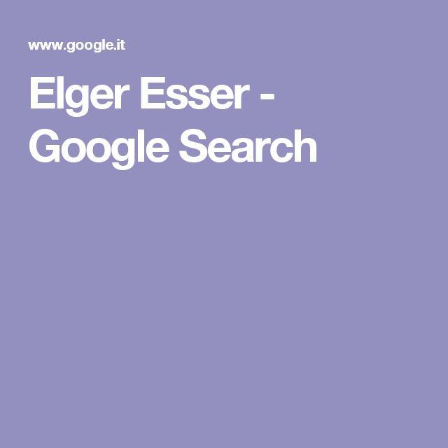 Elger Esser - Google Search