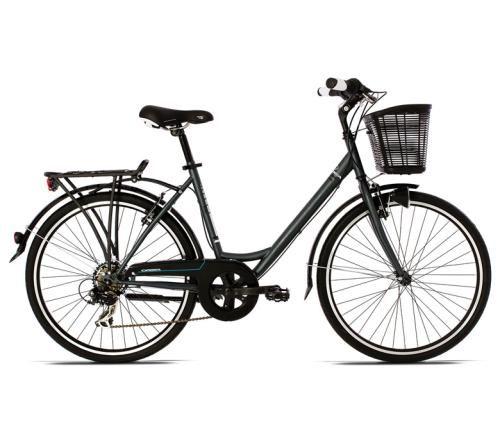 Cuando hablamos de cubrecadenas, guardabarros delantero y trasero, dínamo, faro delantero y reflectante trasero, sillín confortable y una maniobrabilidad sin par, ¿crees que nos referimos a los extras de un coche? No te equivoques: nos referimos a la Boulevard. Bicicletas preparadas para la vida real: confortables, robustas, maniobrables... Las encontrarás en Ciclos Lamela https://www.andaluciadecompras.es/portal/