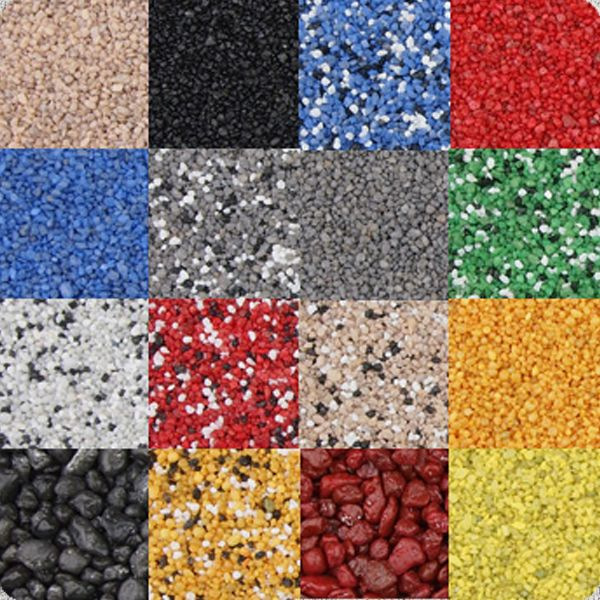 Coloured Quartz product specification |  Landscaping, Specialised & Decorative Aggregates from Derbyshire Aggregates