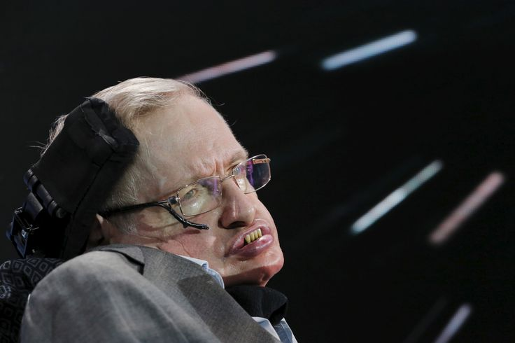 Stephen Hawking Says Earth Will Become As Hot As Venus Because Of Donald Trump's Paris Accord Decision