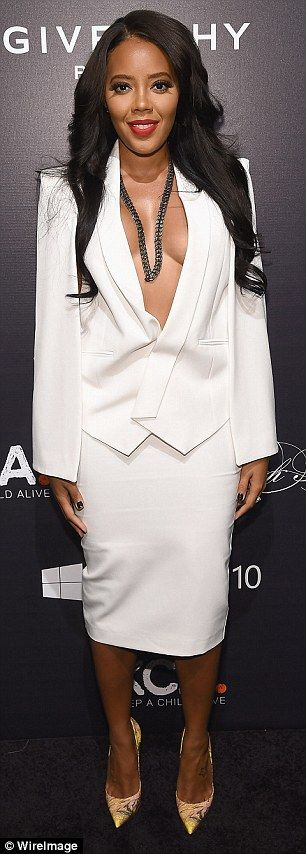 Alicia Keys cuddles up to husband Swizz Beatz at Keep A Child Alive's Black Ball | Daily Mail Online