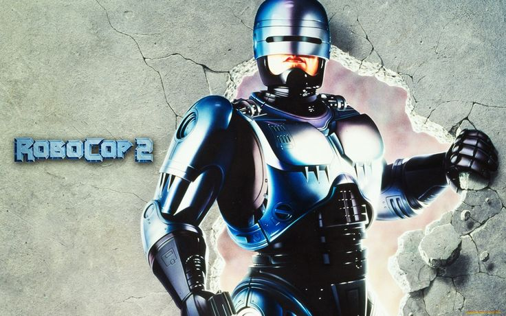1920x1200px robocop 2 computer wallpaper backgrounds by Alvin Nail