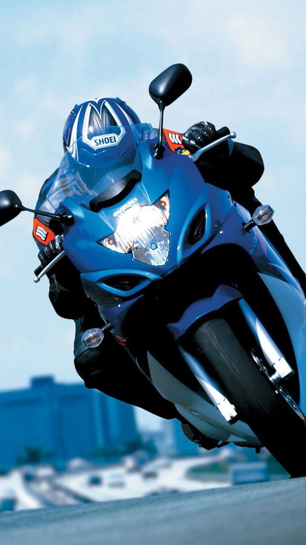 Suzuki gsx 650f action