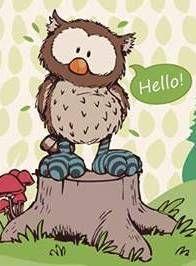 NICI: Oscar Owl:)