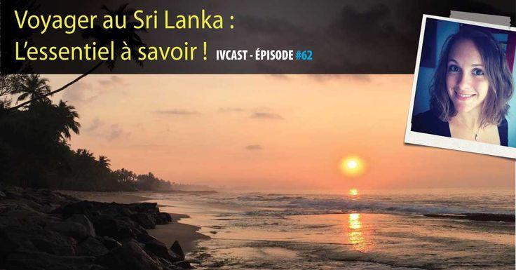 Caroline connaît très bien le Sri-Lanka pour y voyager régulièrement. Dans cet épisode, elle nous raconte son amour pour ce pays et ce qu'il faut savoir avant de partir.Ecoute cet[...]