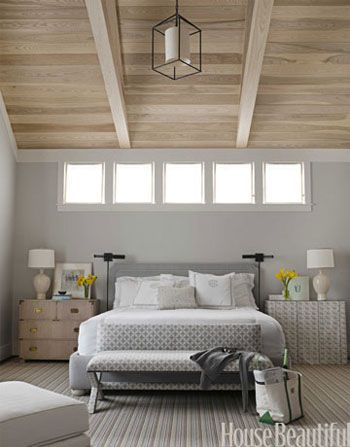 Gray Owl by Benjamin Moore, OC-52 - I like this benjamin Moore color too: