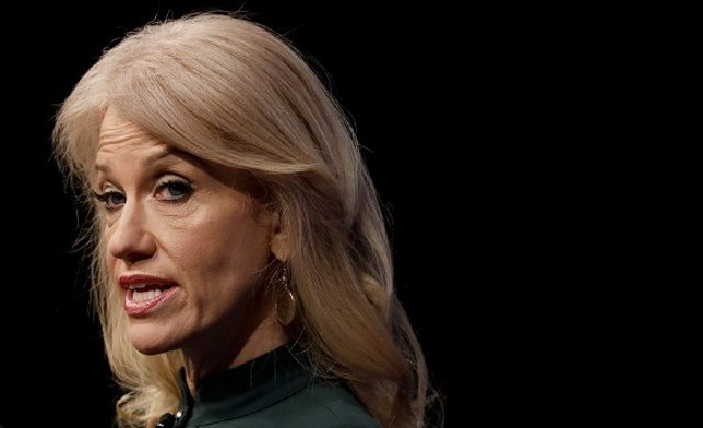 Kellyanne Conway was on a tirade Monday morning, when she appeared on NBC's Today Show as Donald Trump's talking head and defended his tweets.