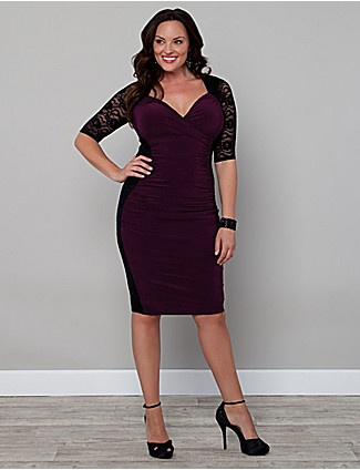112 Best Plus Size Party Dresses 2012 Images On