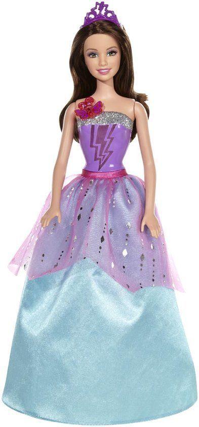 Barbie Super Prinses - Sparkle Corinne Pop (CDY62) #barbie #speelgoed #barbiesuperprinses