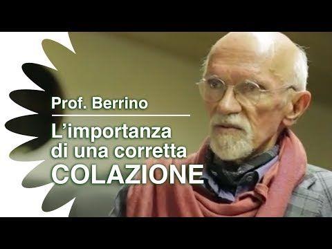 La migliore colazione - parla il Prof Berrino - YouTube