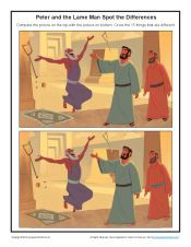 34 Best Images About Peter Amp John Lame Man Healed On Pinterest