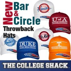 The College Shack Get your college football hats here gifts for college football fans South Carolina Gamecocks fans {affiliate link}