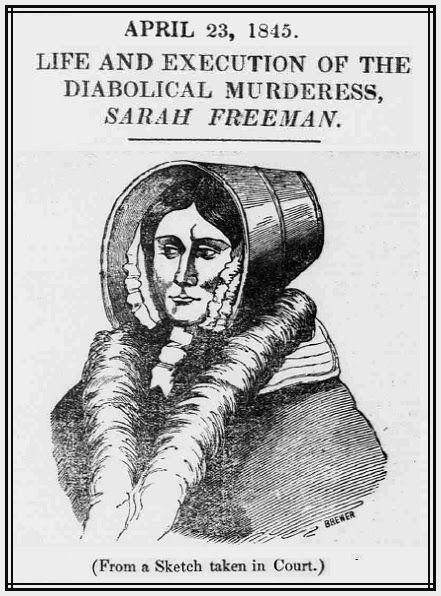 Sarah larson serial killer