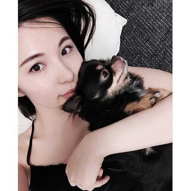 * * 今日もおつかれさまでした❤︎ * #今日はなんだか疲れた #足むくみマン #コロ助#チワワ#ロングコートチワワ#愛犬#犬#犬バカ部#チョコタン#わんこ#ワンコ#チワワ部#ちわわ部#写真好きな人と繋がりたい#写真部#dogstagram#chihuahua#pet#dog#dogpic#instdog#instpet#love#family#개#치와와#Japan#Tokyo