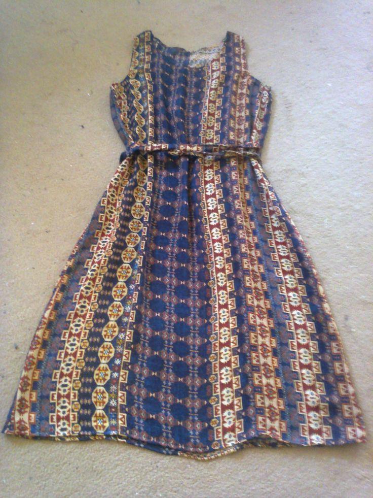 O meu vestido de verão
