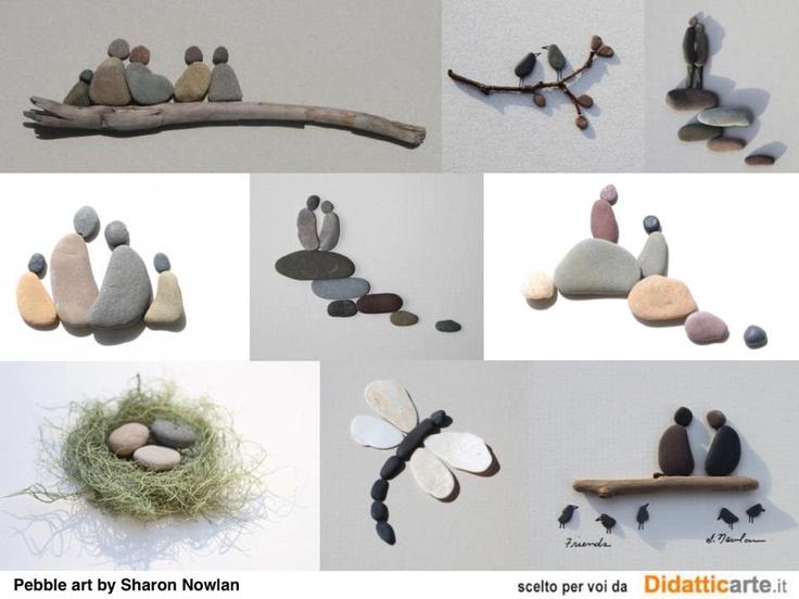 101 besten kreativ wand bilder auf pinterest bemalte steine steine bemalen und steinkunst. Black Bedroom Furniture Sets. Home Design Ideas