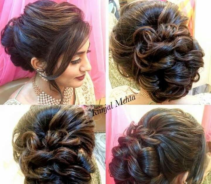 Raniiiiiii Women S Fashion In 2019 Wedding Hairstyles For 6 Best Trendy Bun Hairstyles For Indi Hair Styles Wedding Hairstyles For Long Hair Indian Hairstyles