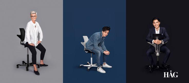 HÅG Capisco Puls. #HÅG #Capisco #Puls #Scandinavian #Chair #Norway #Design